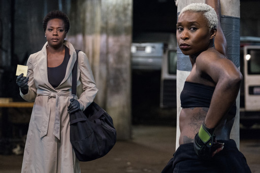 Widows. 2018. USA. Directed by Steve McQueen. Courtesy of Twentieth-Century Fox