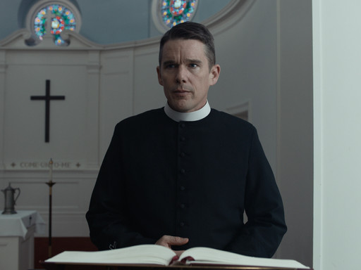 First Reformed. 2018. USA. Directed by Paul Schrader. Courtesy of A24