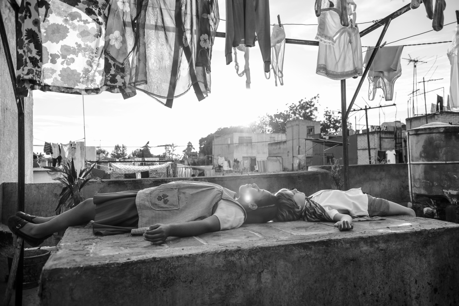 Roma. 2018. Mexico. Directed by Alfonso Cuarón. Courtesy of Netflix