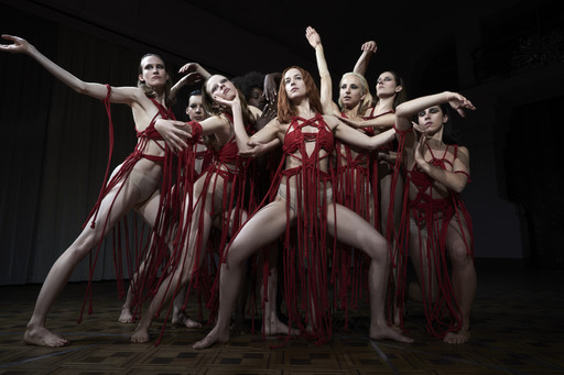 Suspiria. 2018. Italy/USA. Directed by Luca Guadagnino. Courtesy of Amazon Studios