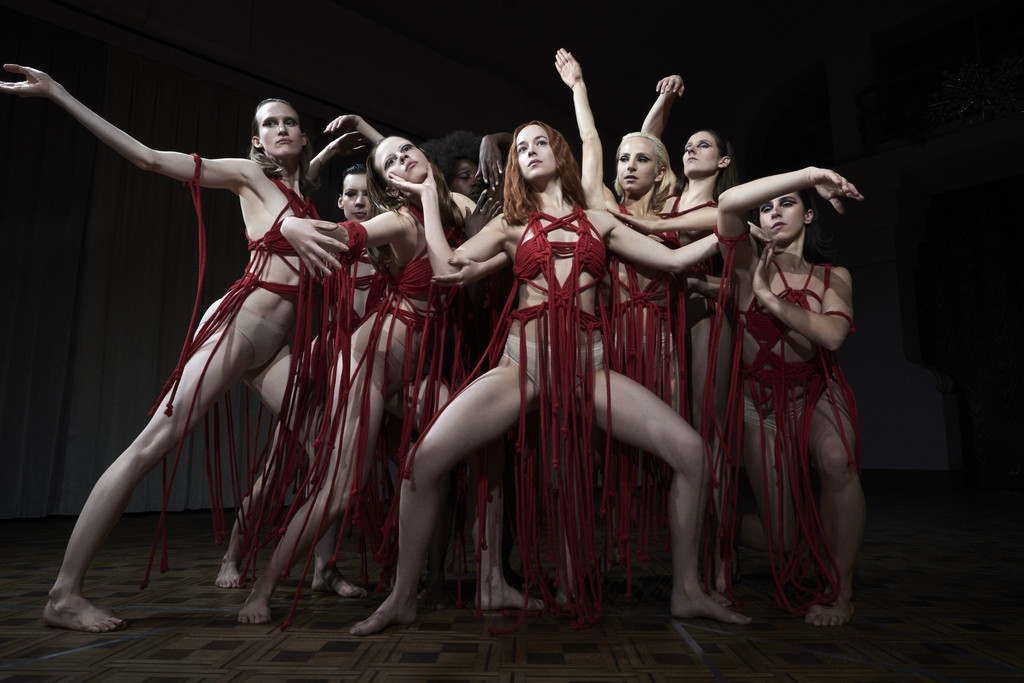 *Suspiria*. 2018. Italy/USA. Directed by Luca Guadagnino. Courtesy of Amazon Studios