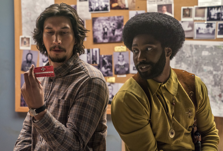 BlacKkKlansman. 2018. Directed by Spike Lee | MoMA
