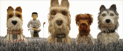Isle of Dogs. 2018. USA. Directed by Wes Anderson. Courtesy of Fox Searchlight