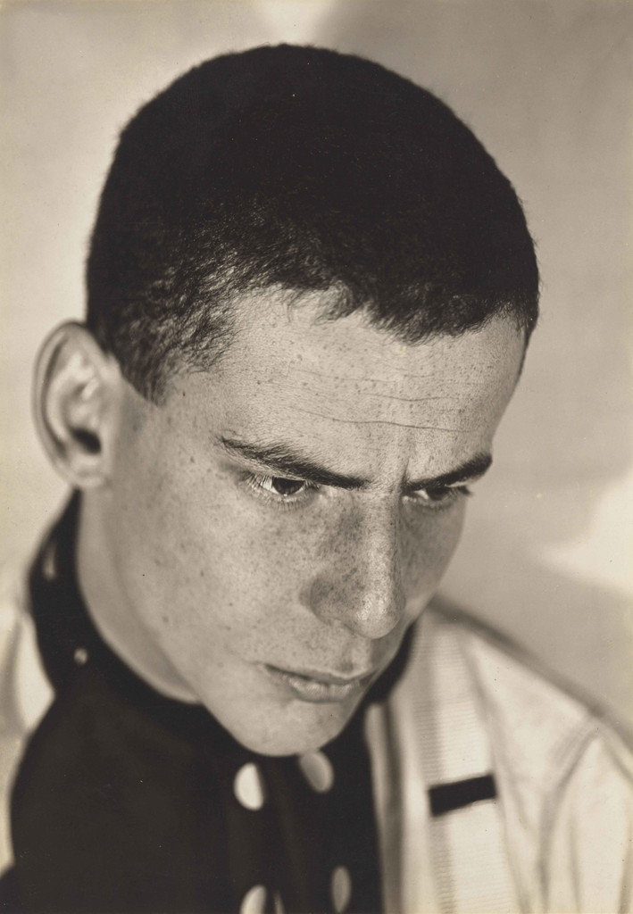"Walker Evans. *Lincoln Kirstein*. c. 1931. Gelatin silver print, 6 3/8 x 4 1/2"" (16.2 x 11.4 cm). The Museum of Modern Art, New York. Gift of the artist. © 2018 Walker Evans Archive, The Metropolitan Museum of Art"