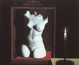 René Magritte. La Lumière des coïncidences (The Light of Coincidence). Brussels, 1933