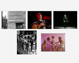 The Beatles. Penny Lane. 1967  David Bowie and Mick Rock. Space Oddity. 1972  Captain Beefheart (Don Van Vliet). Lick My Decals Off, Baby. 1970  The Residents. The Third Reich 'n' Roll (also known as The Land of 1,000 Dances). 1975  Devo. Secret Agent Man. 1976