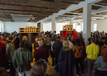 Mark Leckey: BigBoxPS1Action October 23, 2016. Presented at MoMA PS1 as part of VW Sunday Sessions 2016-2017. Photograph: Derek Schultz.