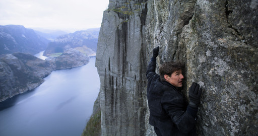 Mission: Impossible-Fallout. 2018. USA. Directed by Christopher McQuarrie. Courtesy of Paramount Pictures