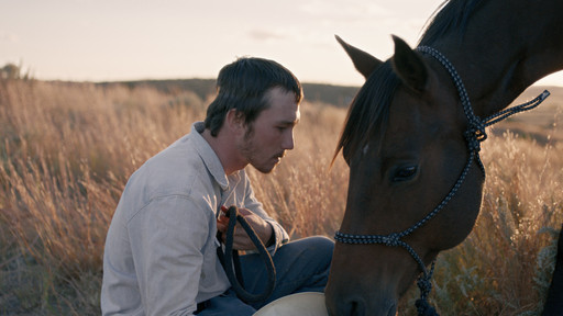 The Rider. 2017.USA. Directed by Chloé Zhao. Courtesy of Sony Pictures Classics