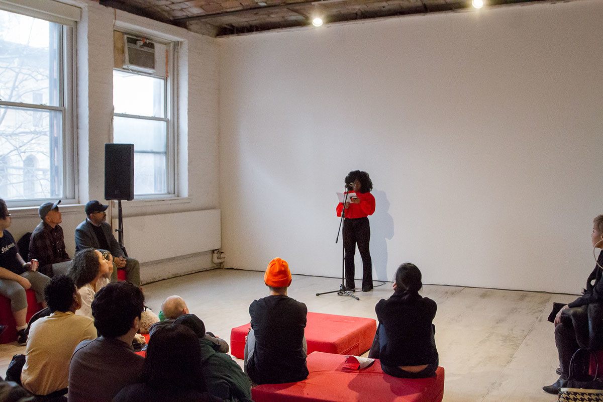 home school Field Day on February 4, 2018, presented at MoMA PS1 as part of VW Sunday Sessions 2017-2018. Photo by Derek Schultz.