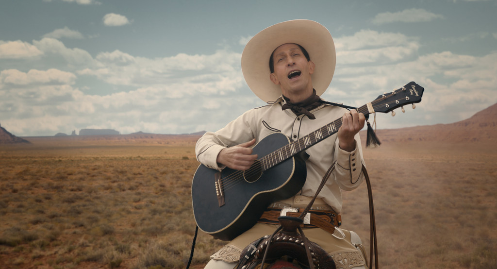*The Ballad of Buster Scruggs*. 2018. USA. Directed by Joel and Ethan Coen. Courtesy of Netflix