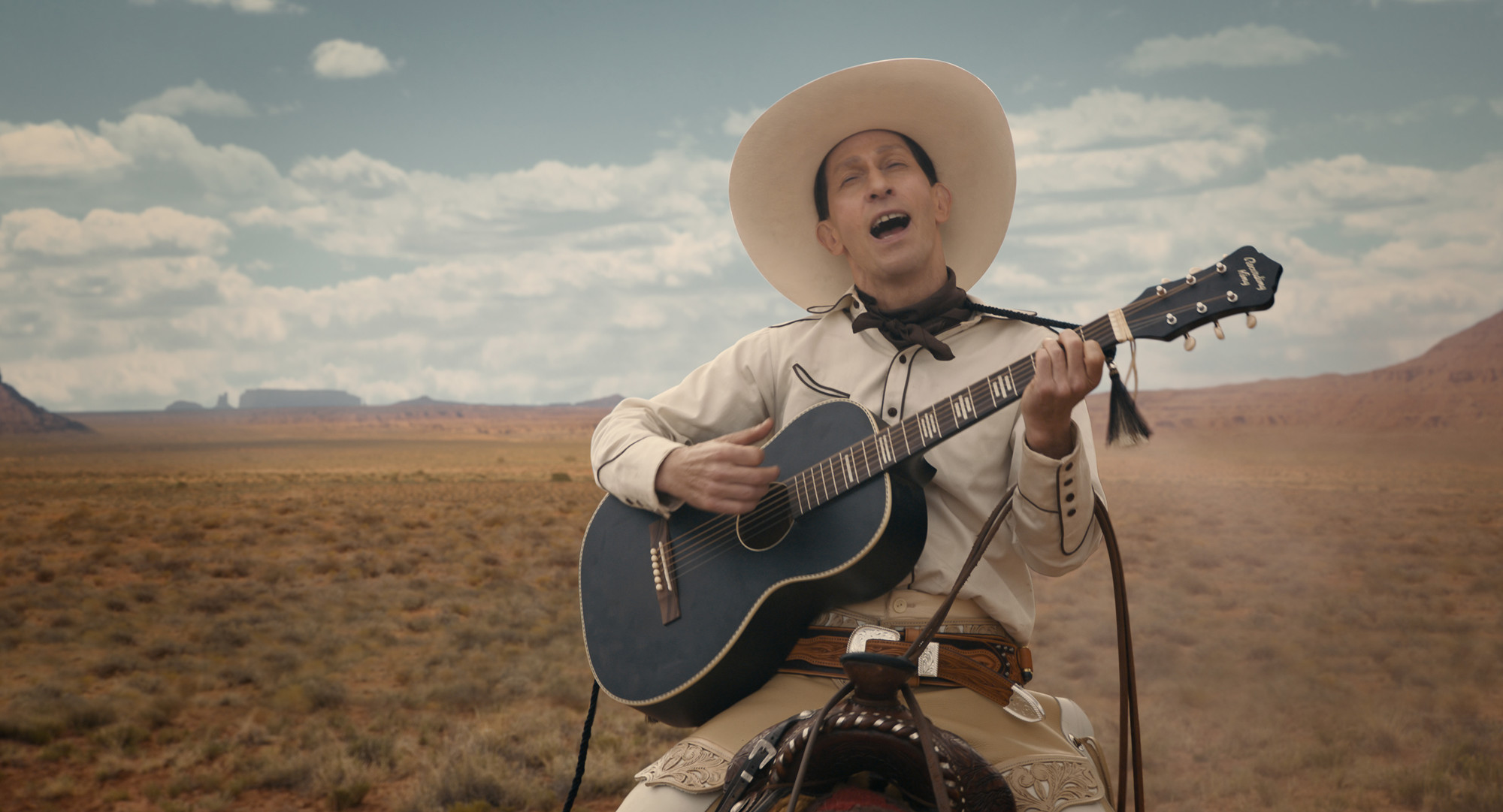 The Ballad of Buster Scruggs. 2018. USA. Directed by Joel and Ethan Coen. Courtesy of Netflix