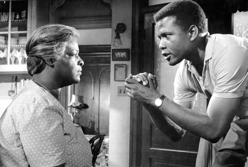 A Raisin in the Sun. 1961. USA. Directed by Daniel Petrie. Courtesy Columbia Pictures/Photofest