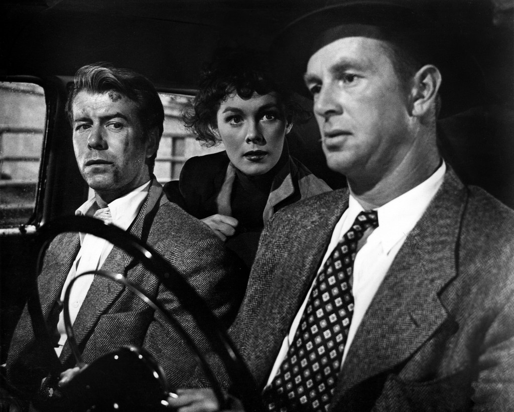 *Crime Wave*. 1954. USA. Directed by André de Toth. Courtesy Warner Bros.