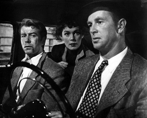 Crime Wave. 1954. USA. Directed by André de Toth. Courtesy Warner Bros.