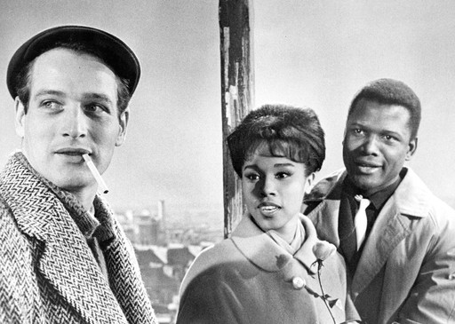 Paris Blues. 1961. USA. Directed by Martin Ritt. Courtesy United Artists/Photofest