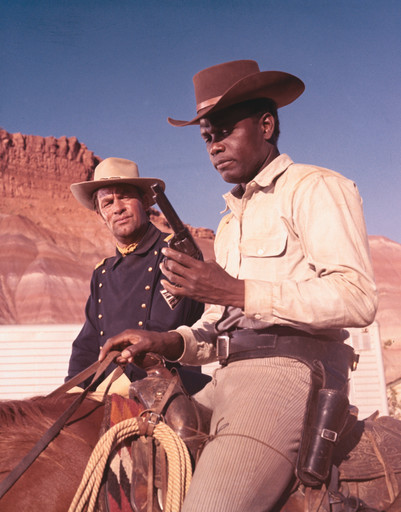 Duel at Diablo. 1966. USA. Directed by Ralph Nelson. Courtesy United Artists/Photofest