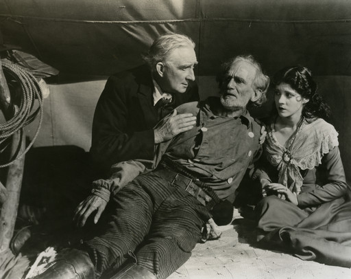 3 Bad Men. 1926. USA. Directed by John Ford. Courtesy The Museum of Modern Art Film Stills Archive