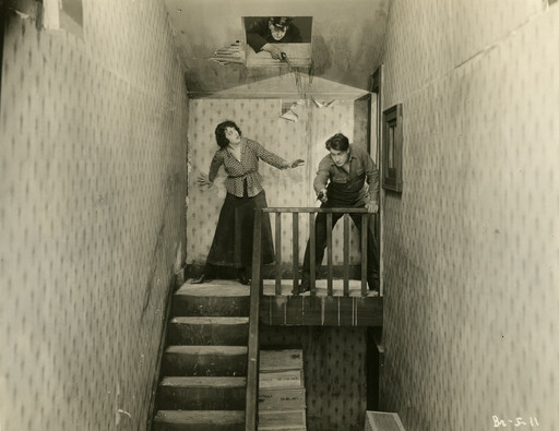 While New York Sleeps. 1920. USA. Directed by Charles J. Brabin. Courtesy The Museum of Modern Art Film Stills Archive