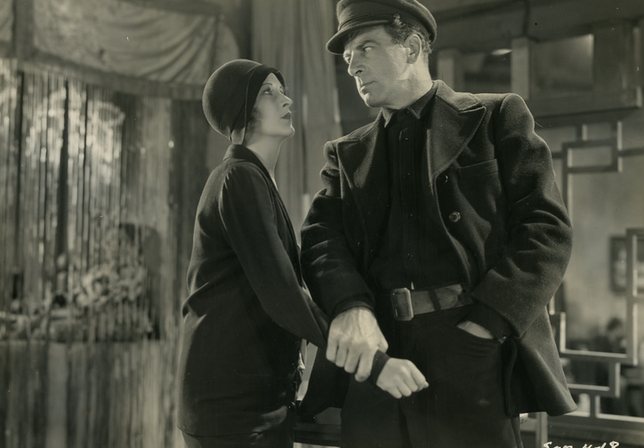 The Sea Wolf. 1930. USA. Directed by Alfred Santell. Courtesy The Museum of Modern Art Film Stills Archive