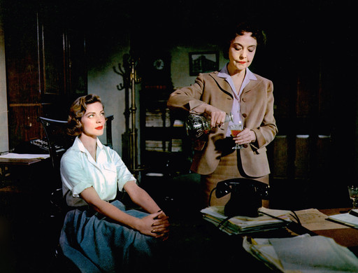 The Cobweb. 1955. USA. Directed by Vincente Minnelli. Courtesy MGM/Photofest