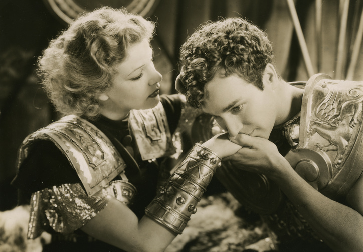 The Warrior's Husband. 1933. USA. Directed by Walter Lang. Courtesy The Museum of Modern Art Film Stills Archive