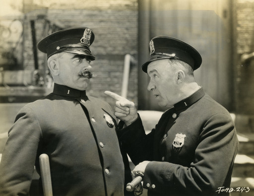 Riley the Cop. 1928. USA. Directed by John Ford. Courtesy The Museum of Modern Art Film Stills Archive