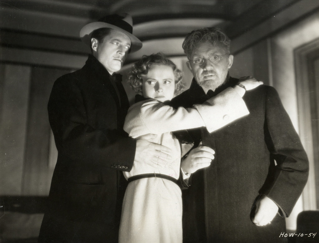 *Transatlantic*. 1931. USA. Directed by William K. Howard. Courtesy The Museum of Modern Art Film Stills Archive