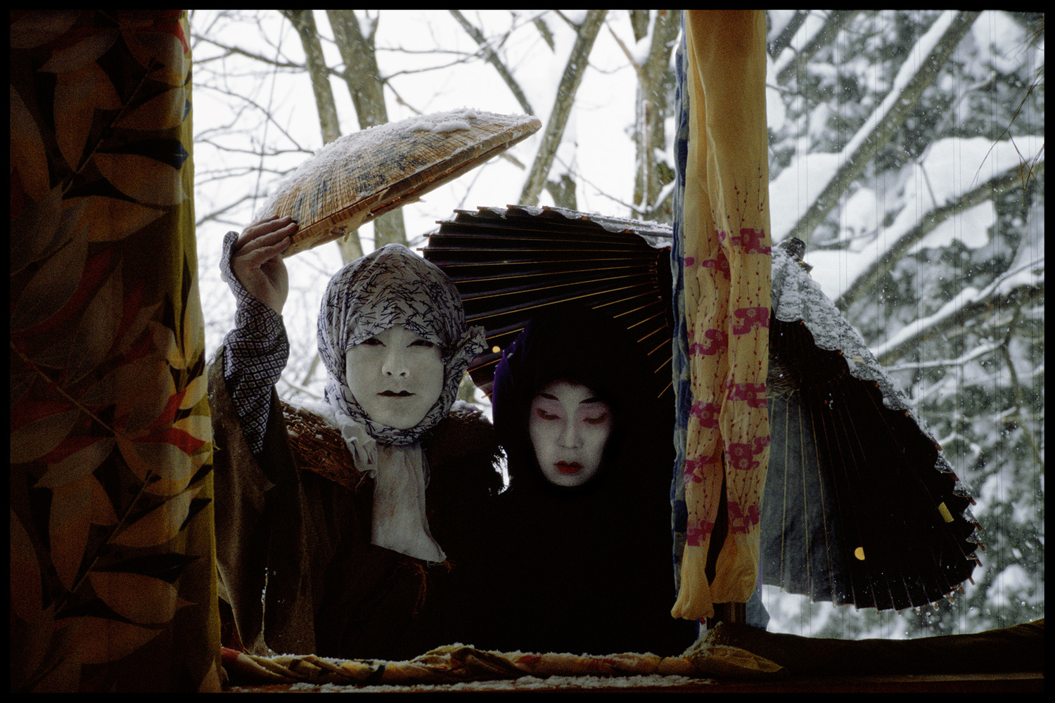 Under Snow. 2011. Germany/Japan. Direction and cinematography by Ulrike Ottinger.