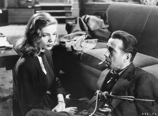 The Big Sleep. 1946. USA. Directed by Howard Hawks. Courtesy Warner Bros/Photofest