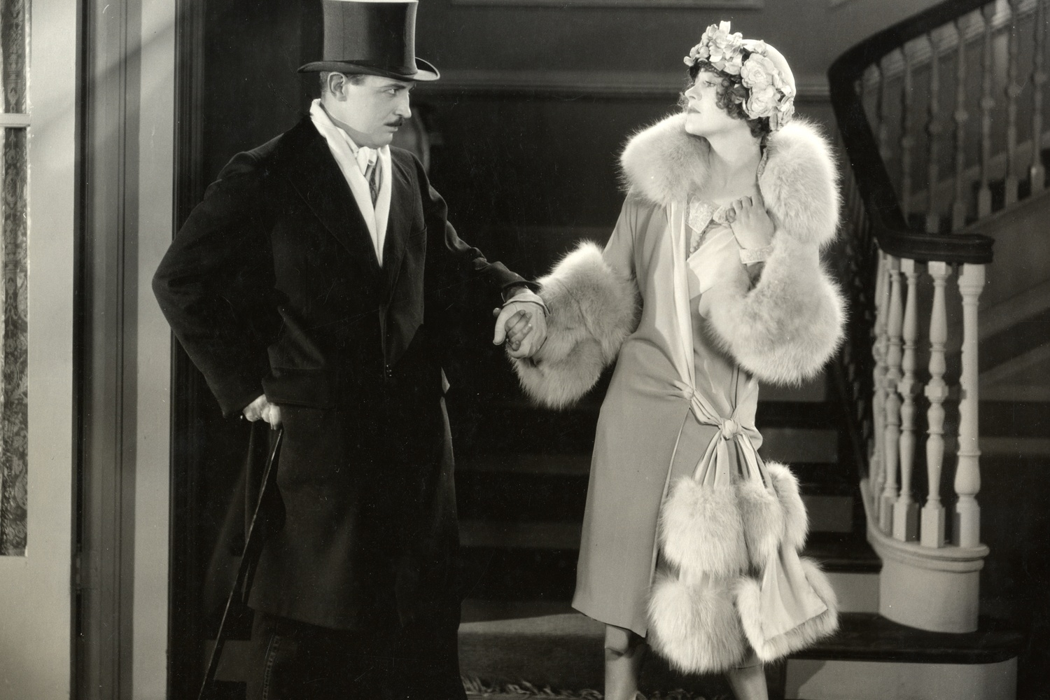 Paths to Paradise. 1925. USA. Directed by Clarence G. Badger. Courtesy of The Museum of  Modern Art