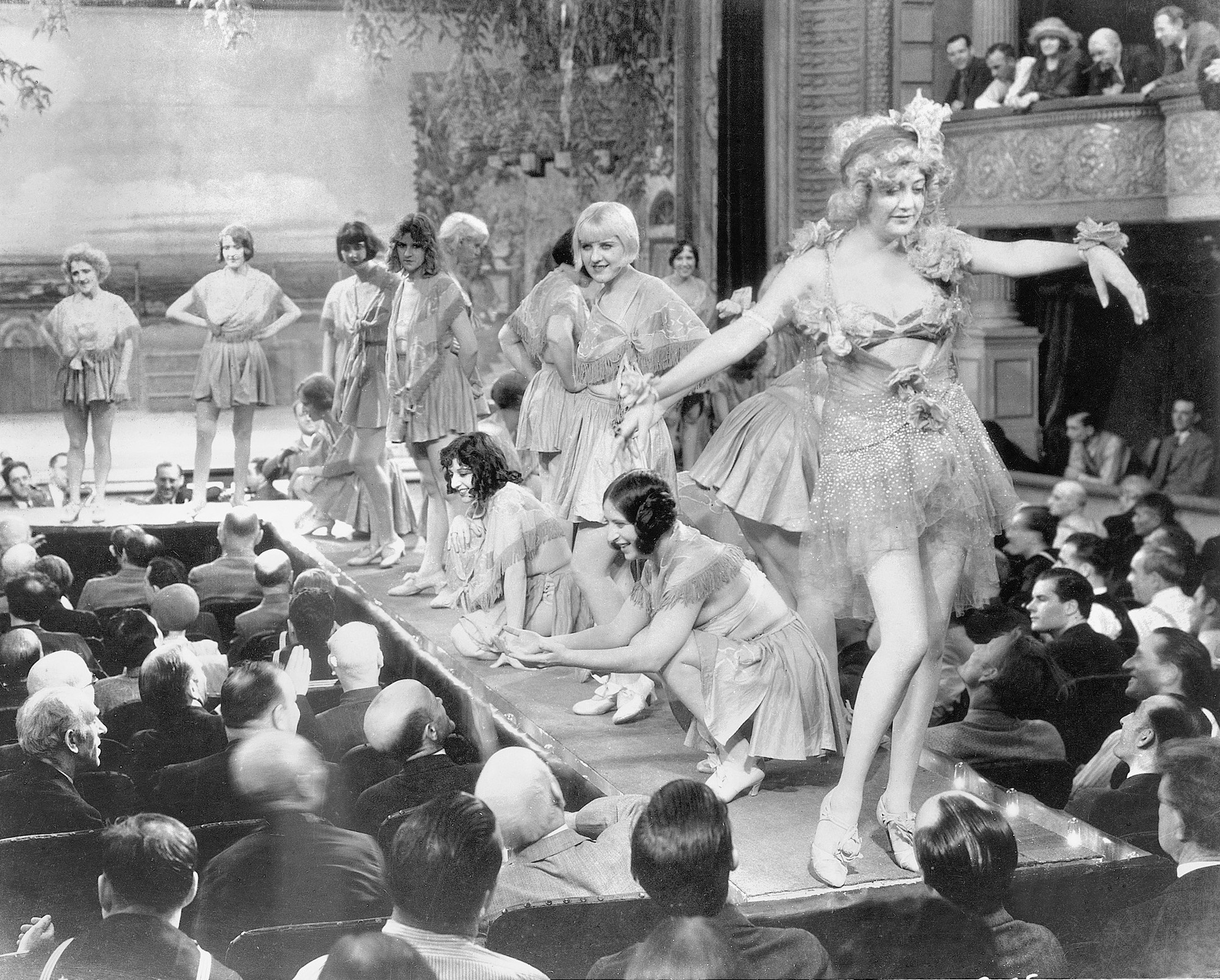 Applause. 1929. USA. Directed by Rouben Mamoulian