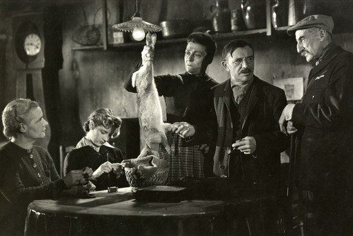 Goupi mains rouges (It Happened at the Inn). 1943. France. Written and directed by Jacques Becker