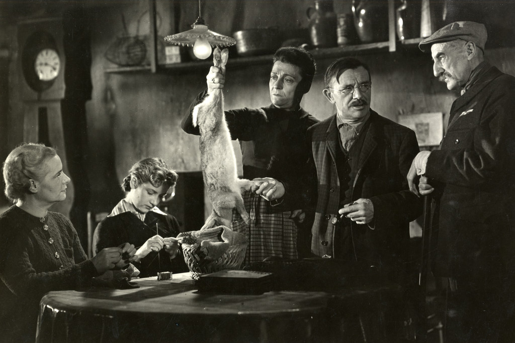 *Goupi mains rouges (It Happened at the Inn)*. 1943. France. Written and directed by Jacques Becker