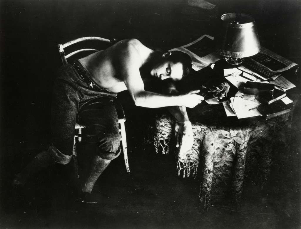 *The Blood of a Poet*. 1930. France. Written and directed by Jean Cocteau