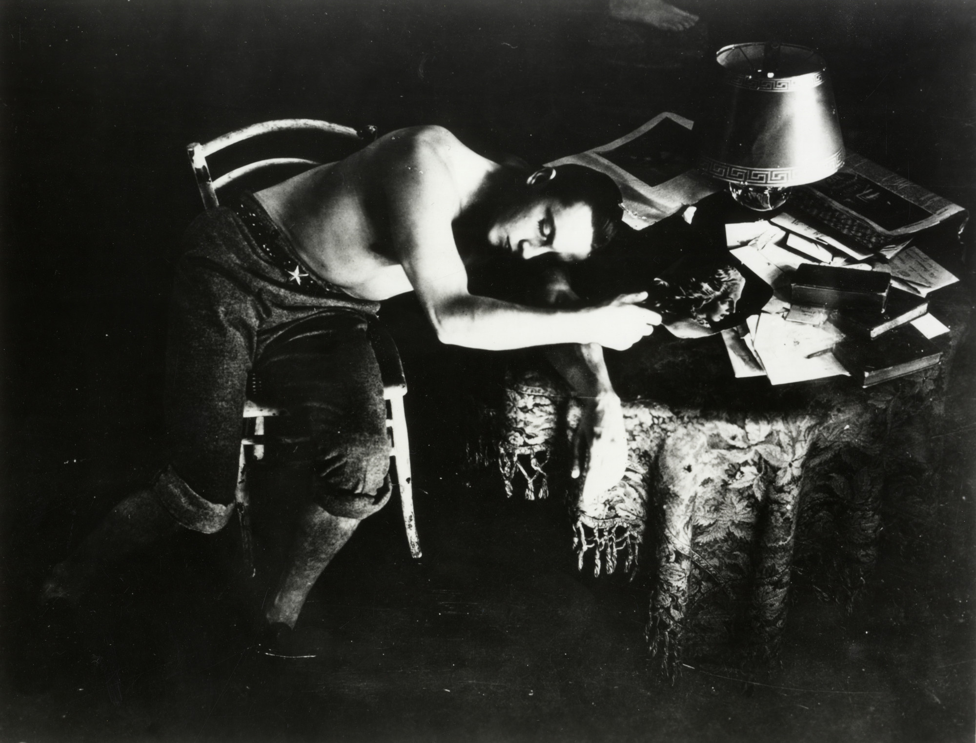 The Blood of a Poet. 1930. France. Written and directed by Jean Cocteau