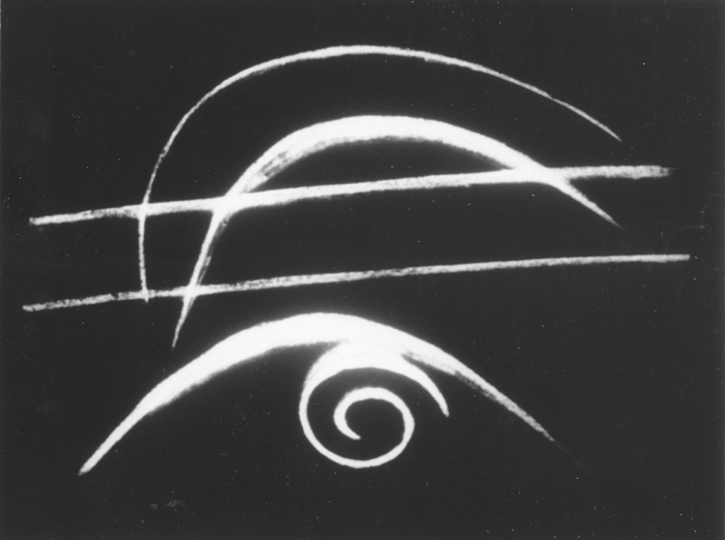 *Study no. 7*. 1931. Germany. Directed by Oskar Fischinger. Courtesy Center for Visual Music