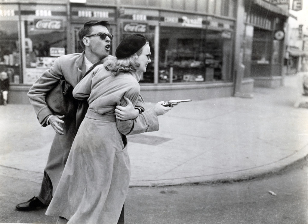 *Gun Crazy*. 1950. USA. Directed by Joseph H. Lewis. Photo courtesy of Photofest