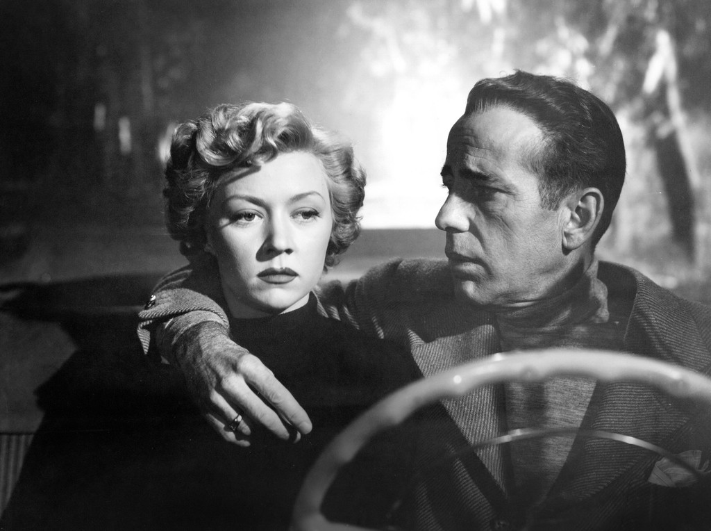 *In A Lonely Place*. 1950. USA. Directed by Nicholas Ray. Photo courtesy of Photofest