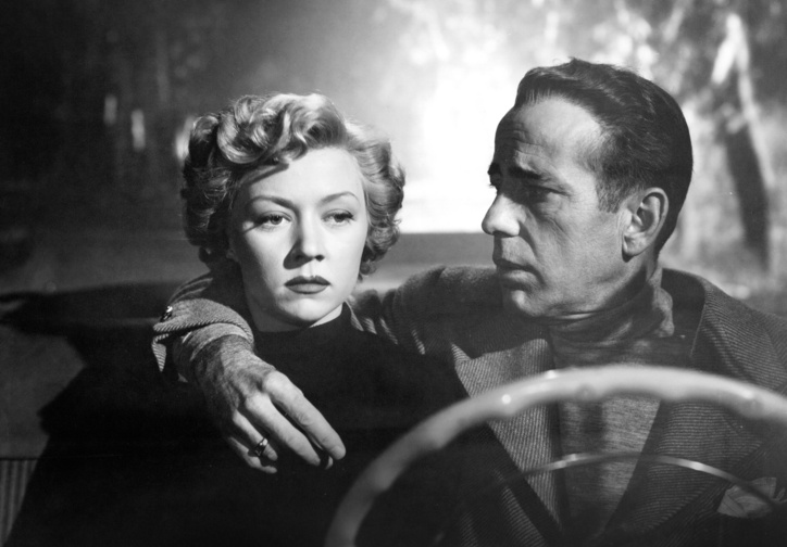In A Lonely Place. 1950. USA. Directed by Nicholas Ray. Photo courtesy of Photofest