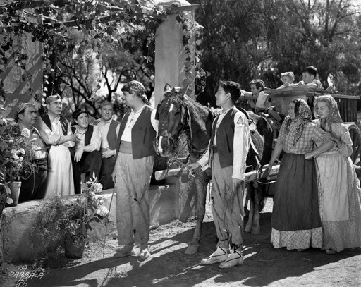 La barraca. 1945. Mexico. Directed by Roberto Gavaldón. Courtesy Filmoteca de la UNAM