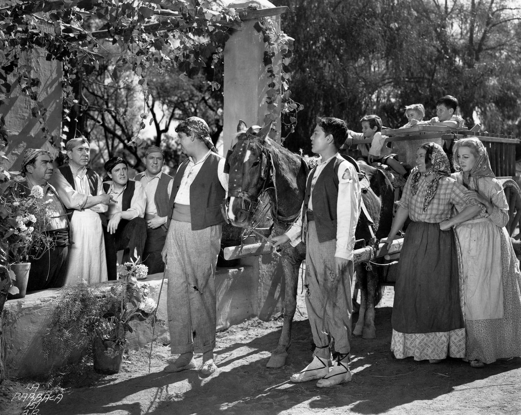 *La barraca*. 1945.  Mexico. Directed by Roberto Gavaldón. Courtesy Filmoteca de la UNAM