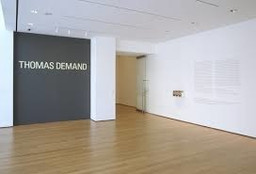 Introduction to the exhibition: Thomas Demand