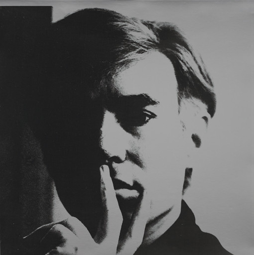 "Andy Warhol. Self-Portrait. 1966. Screenprint, composition: 22 1/16 x 20 13/16"" (56 x 52.8cm); sheet: 23 1/16 x 22 15/16"" (58.6 x 58.3cm). © 2017 Andy Warhol Foundation for the Visual Arts / Artists Rights Society (ARS), New York."