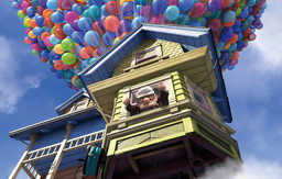 *Up*. 2009. USA. Written and directed by Pete Docter, Bob Peterson. Courtesy Photofest/Buena Vista Pictures