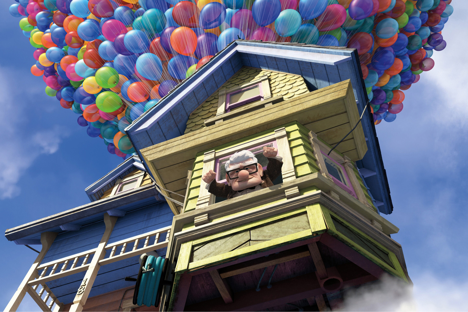 Up. 2009. USA. Directed by Pete Docter, Bob Peterson. Courtesy Buena Vista Pictures/Photofest