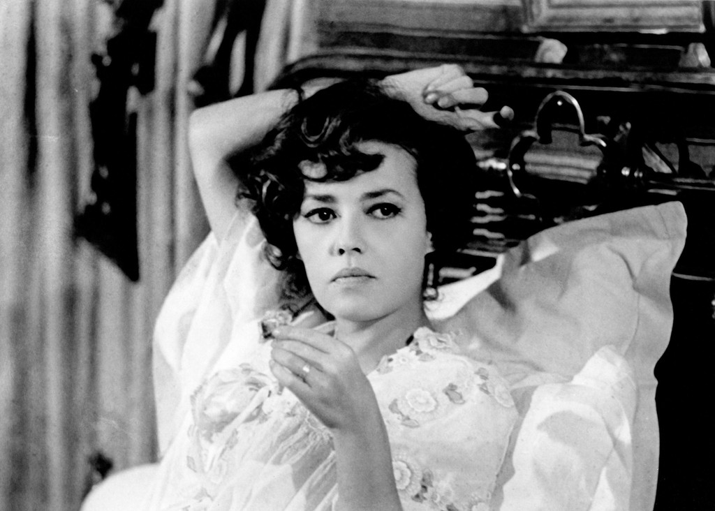 Diary of a Chambermaid. 1964. France. Directed by Luis Buñuel. Courtesy International Classics/Photofest