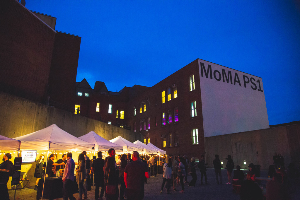 Night at the Museum: Springtoberfest on May 5, 2018, presented at MoMA PS1. Photo by Sara Wass.