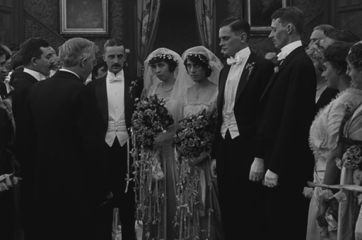 Mr. Kenneth Marvin's Wedding. 1914. USA. Produced by the Biograph Company
