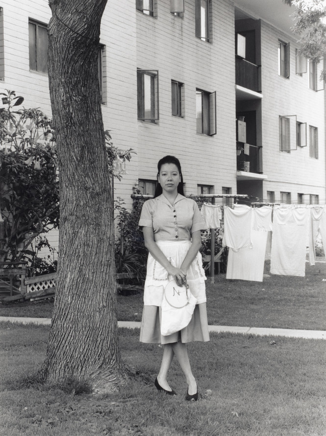 1945, Aliso Village, Boyle Heights, California